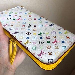 Louis Vuitton Bags - Multicolor Insolite Wallet White